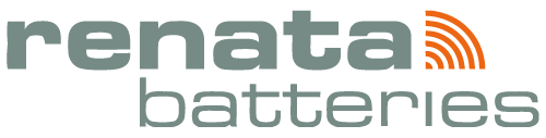 Logo renata batteries